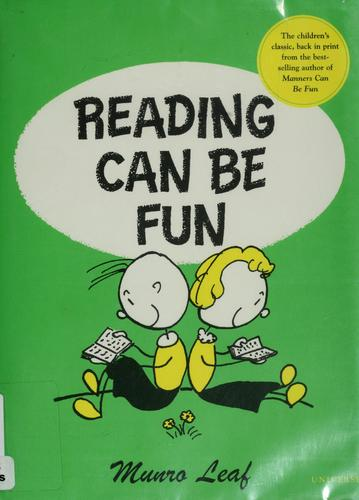 Download Reading Can Be Fun