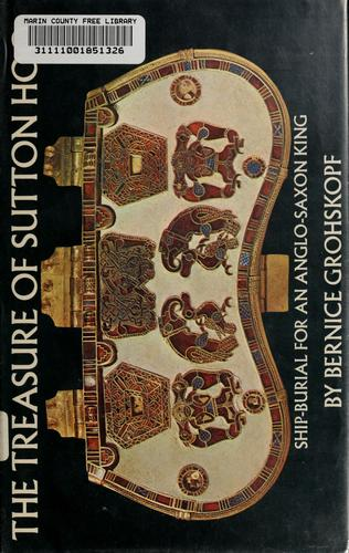Download The treasure of Sutton Hoo