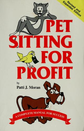 Download Pet sitting for profit