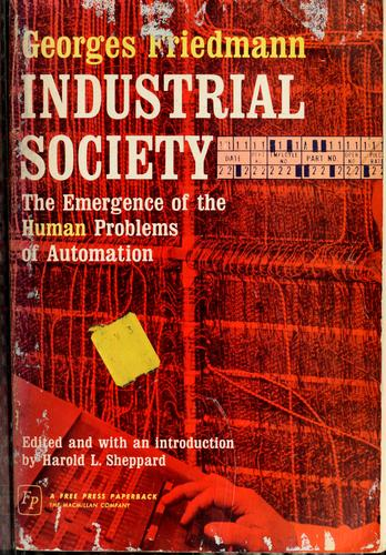 Download Industrial society