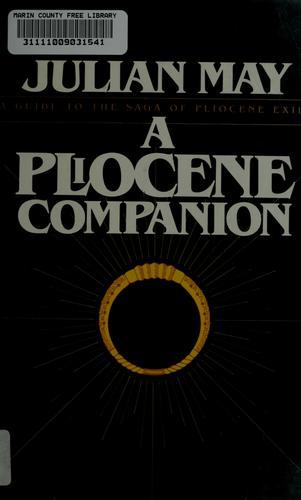 Download A Pliocene companion