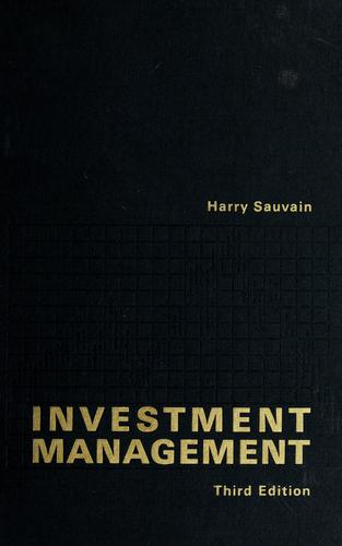 Download Investment management.