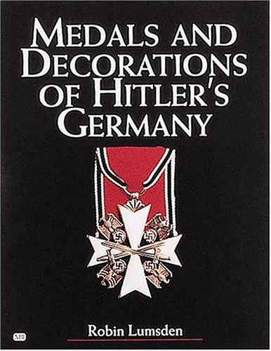 Download Medals and Decorations of Hitler's Germany