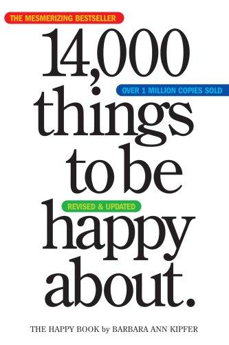 Download 14,000 Things to be Happy About.