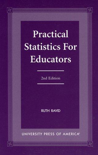 Download Practical statistics for educators
