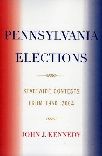 Download Pennsylvania Elections