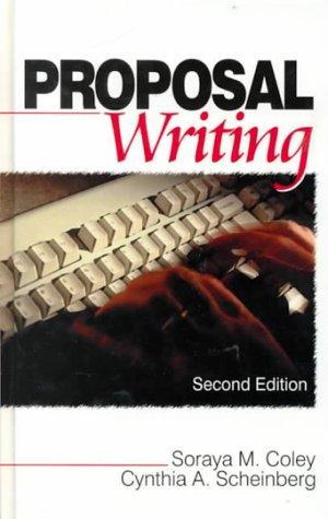 Download Proposal writing