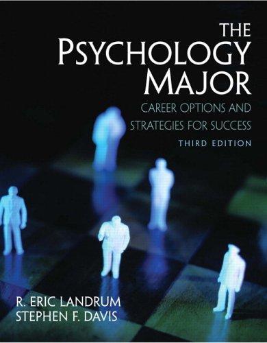 Download The psychology major