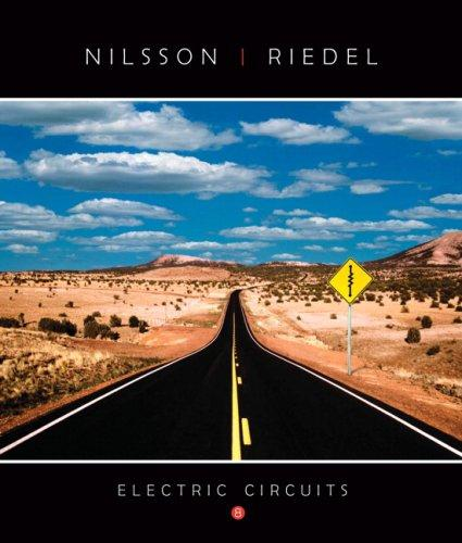 Electric Circuits (8th Edition), Nilsson, James W.; Riedel, Susan