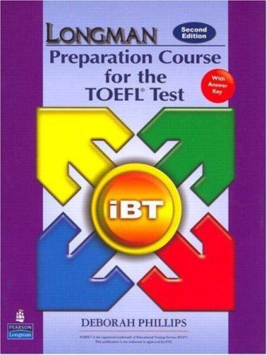 Download Longman Preparation Course for the TOEFL(R)  Test
