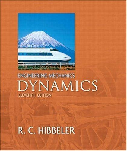 Engineering Mechanics – Dynamics (11th Edition)