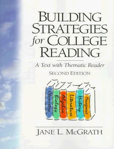 Download Building strategies for college reading