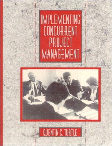 Implementing concurrent project management
