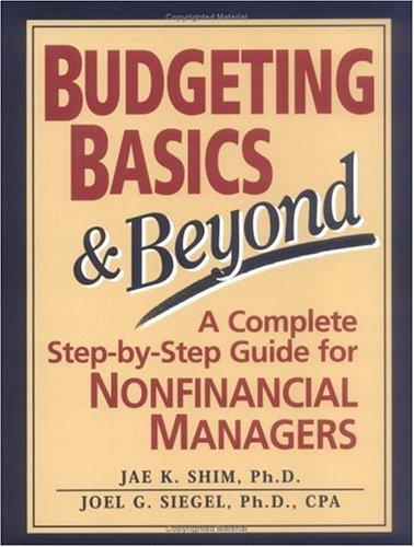 Download Budgeting basics & beyond