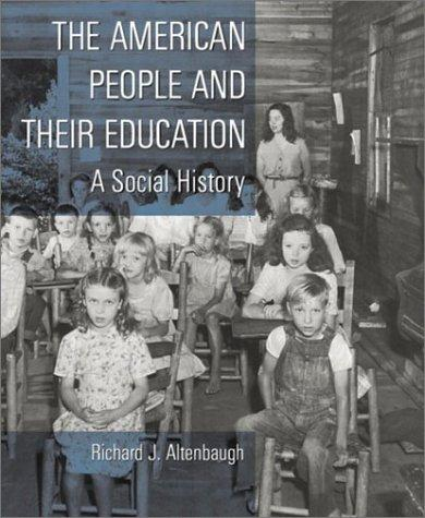 Download The American People and Their Education