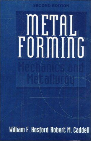 Download Metal forming