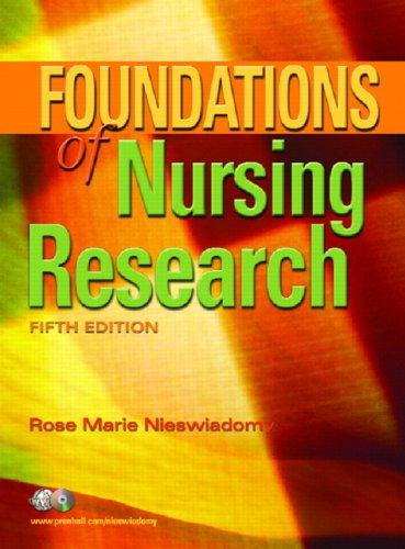 Foundations of Nursing Research (5th Edition)