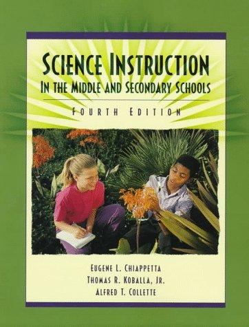 Download Science instruction in the middle and secondary schools.