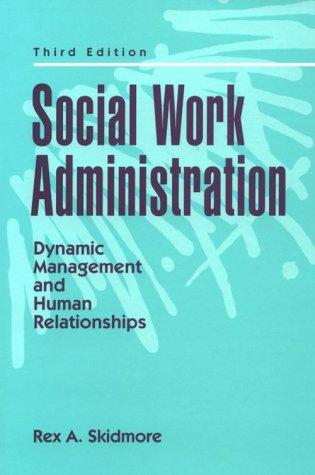 Download Social work administration