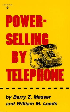 Power Selling by Telephone