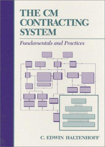 The CM contracting system