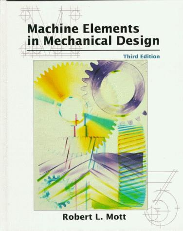 Download Machine elements in mechanical design
