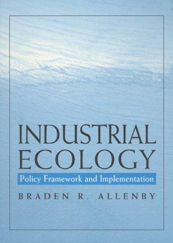 Download Industrial ecology
