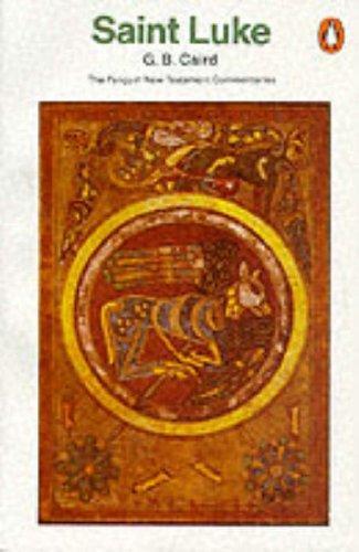 Download The Gospel of St. Luke (New Testament Commentary)