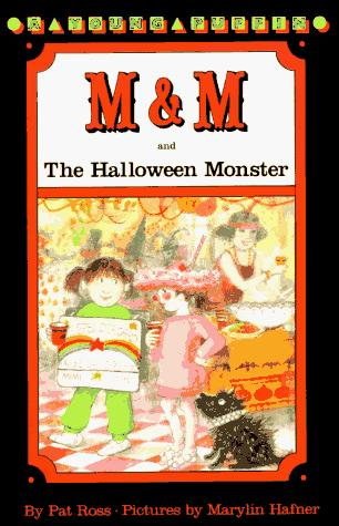 M & M and the Halloween monster