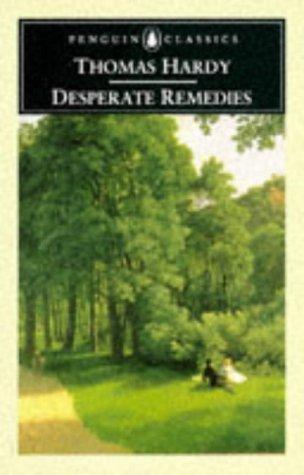 Download Desperate Remedies (Penguin Classics)