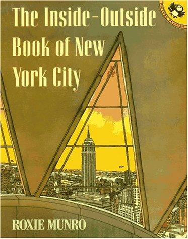 Download The inside-outside book of New York City