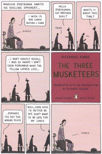 Download The Three Musketeers (Penguin Classics Deluxe Edition)