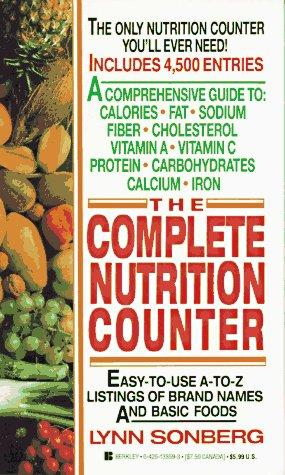 Download The complete nutrition counter