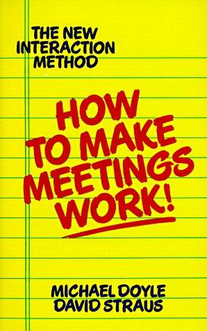 Download How to make meetings work!