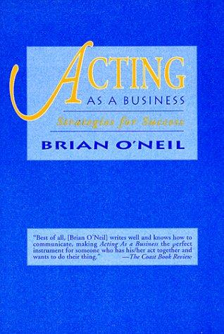 Download Acting as a business