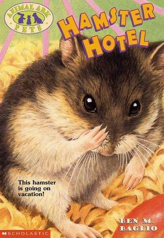 Hamster Hotel (Animal Ark Pets #4)