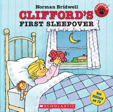 Image for Clifford's First Sleepover