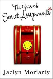The Year of Secret Assignments Cover