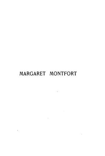Margaret Montfort