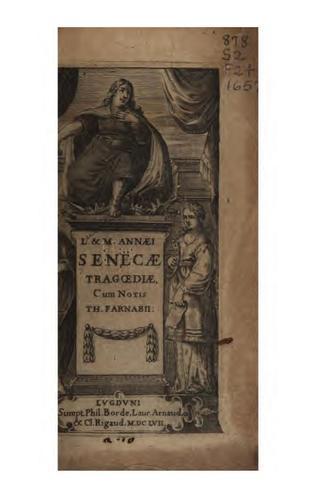 L. Annei Senecae Tragoediae