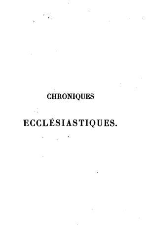 Download Histoire ecclésiastique des églises réformées au royaume de France