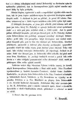 Život Josefa Dobrovského.