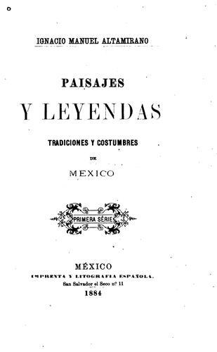 Download Paisajes y leyendas