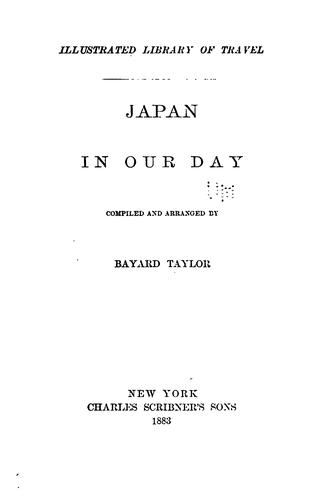 Download Japan in our day