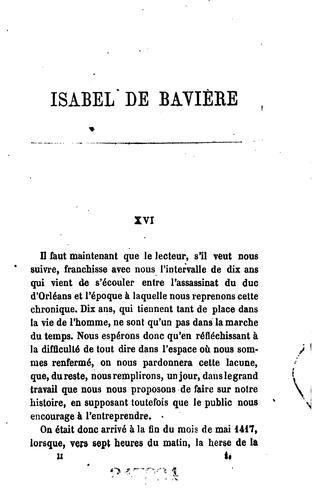 Download Isabel de Bavière
