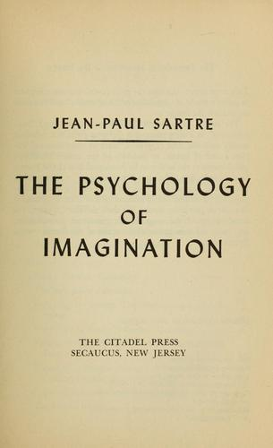 Download The Psychology of Imagination