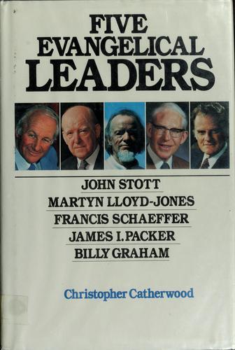 Five evangelical leaders