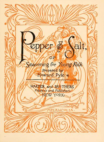 Download Pepper & salt
