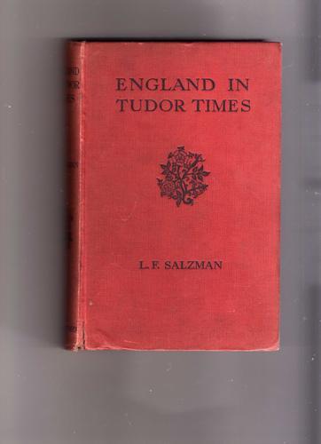 England in Tudor times