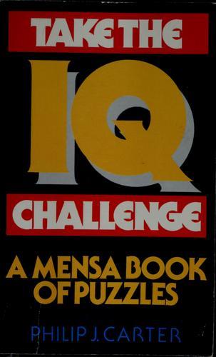 Take the IQ challenge